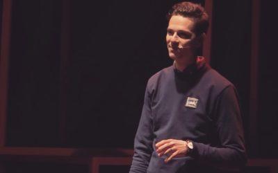 TedxWarwick Talk by Casper Slots