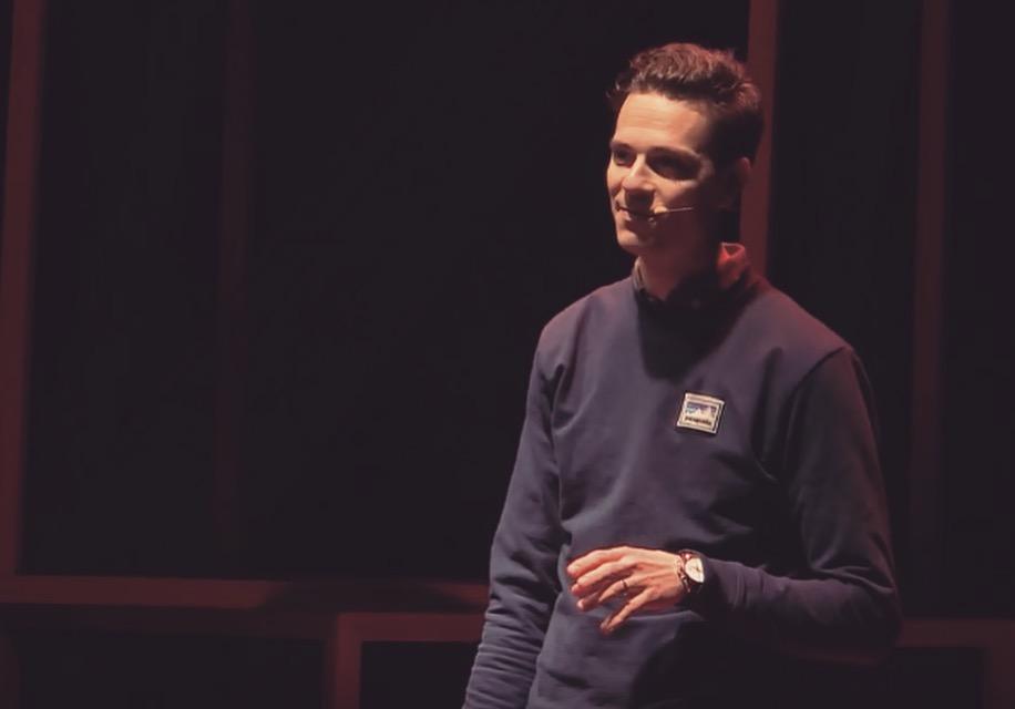 Tedx Talk by Casper Slots
