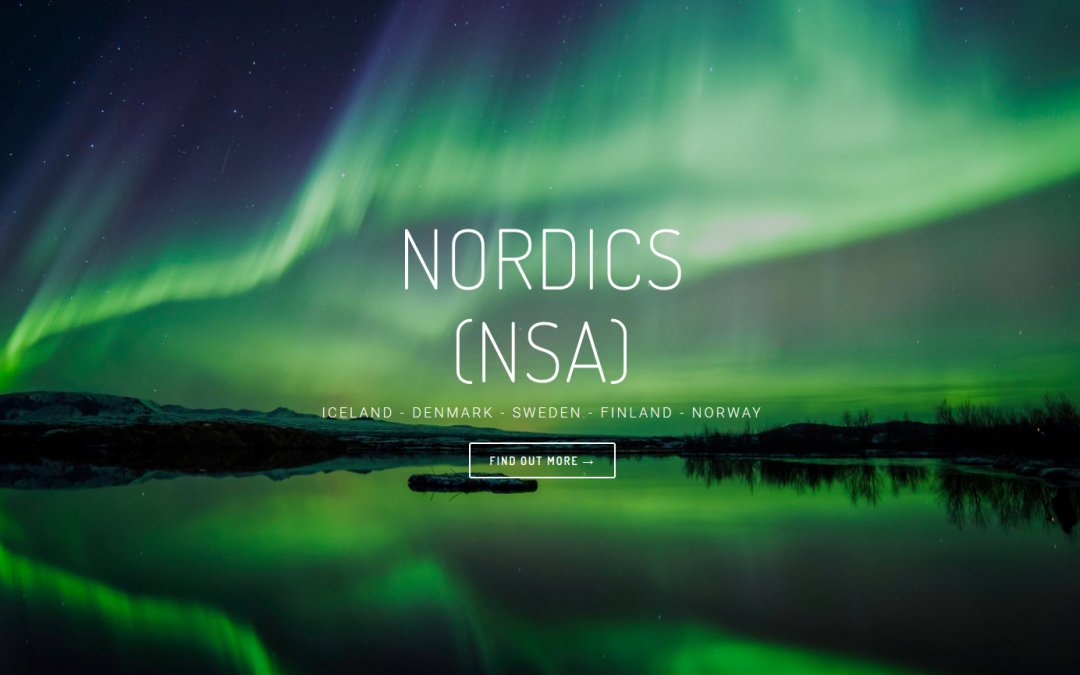 Nordic Startup Awards Finalist 2019